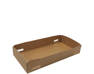 Colpac® Vizione® Cardboard Food Tray (Small)