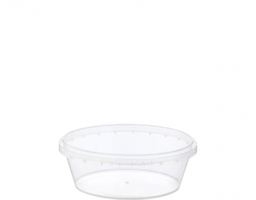 Locksafe Round Tamper Evident Containers (300ml)