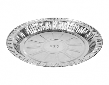 Non-perforated Foil Containers (Small Family Pie Shallow)