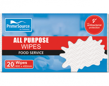 All Purpose Cleaning Wipes and Cloths (White)