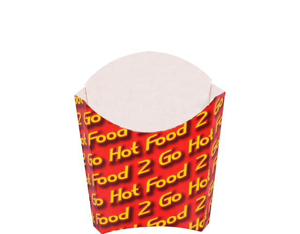 Hot food 2 go chip scoop takeaway containers castaway for Cuisine 2 go