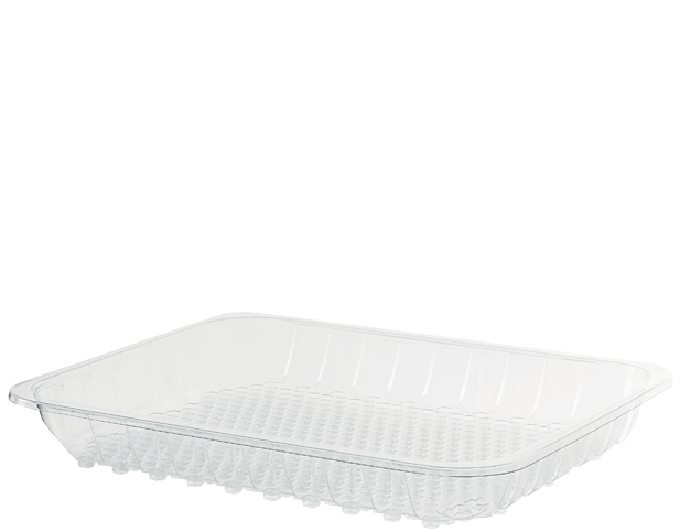 Aqua Cell® Recyclable Plastic Meat Tray 119