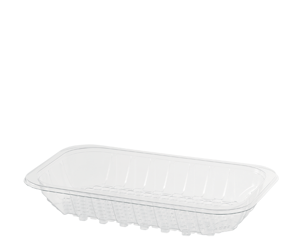Aqua Cell® Recyclable Plastic Meat Tray 85